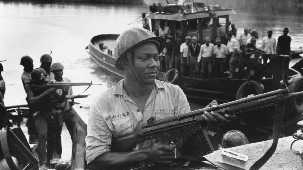 África na Guerra Fria: excelente mercado para a venda de armas