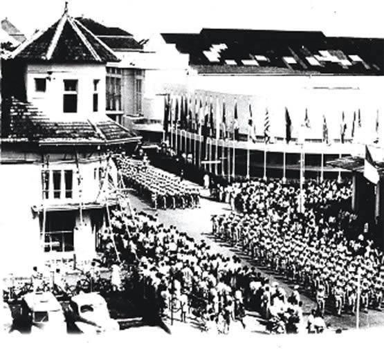 Bandung: tentativa de união dos países do Terceiro Mundo