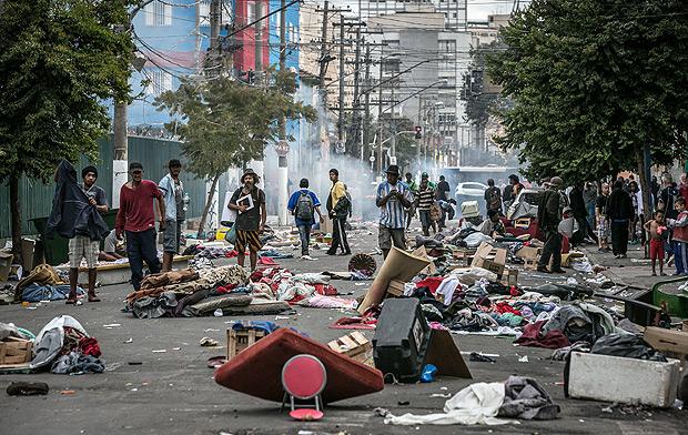 Cracolândia: Ensaio sobre a barbárie