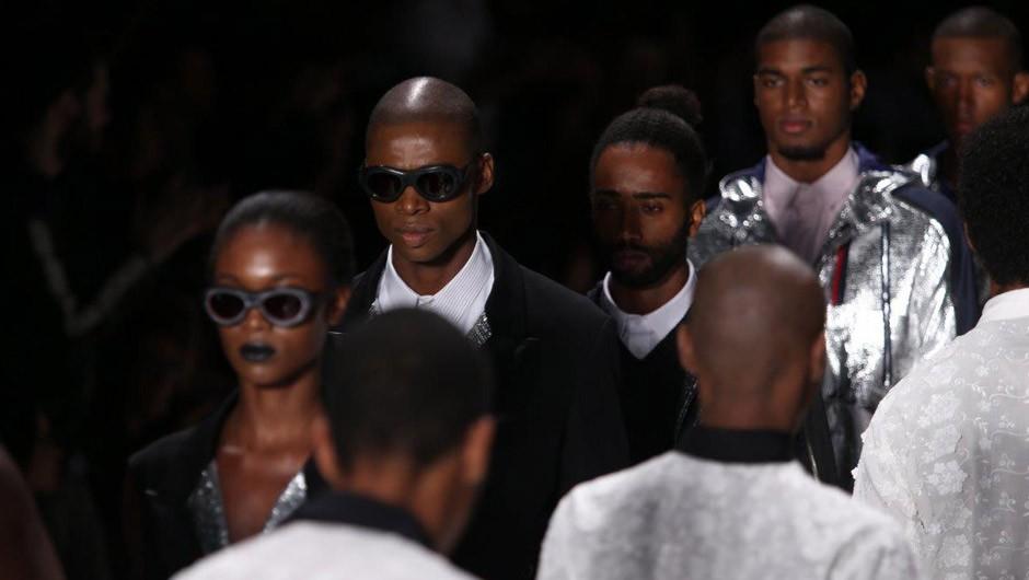 Casting de modelos negros agita Casa de Criadores
