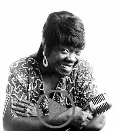 Cantora Koko Taylor, conhecida como a rainha do blues, morre