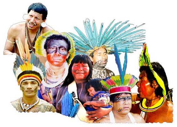 Vozes indígenas