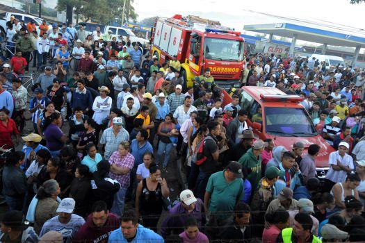 Violação dos Direitos Humanos em Honduras