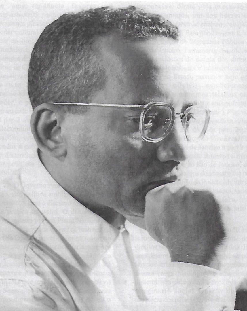 Alberto Guerreiro Ramos (Foto: Imagem retirada do site Irradiando)