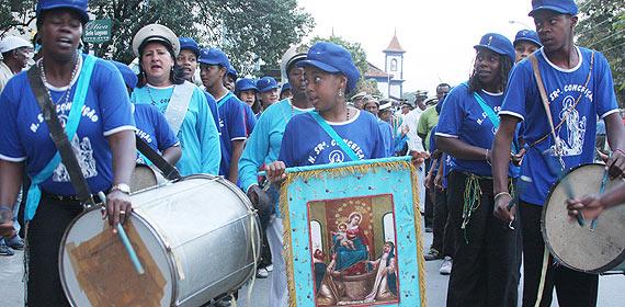 Ponto de Cultura luta para preservar a arte dos congadeiros