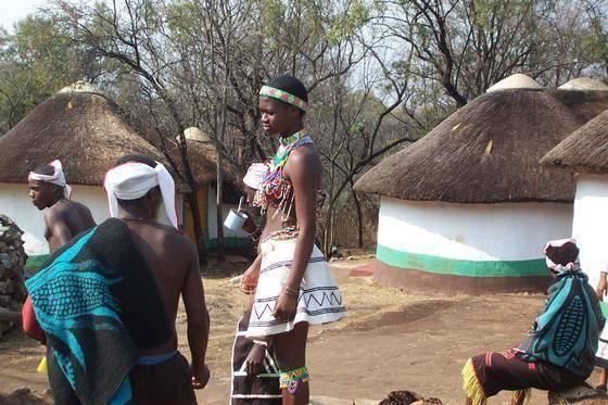 Evolução histórica da África do Sul