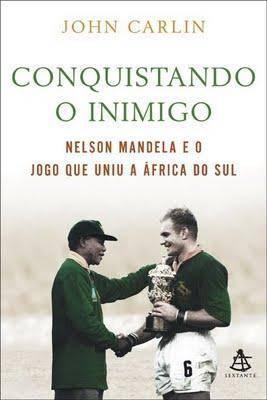 Lançamento do livro de Nelson Mandela: Conquistando o Inimigo