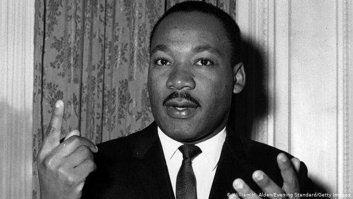Martin Luther King (Foto: Willian H. Aden/ Evening Standard/ Getty Images)
