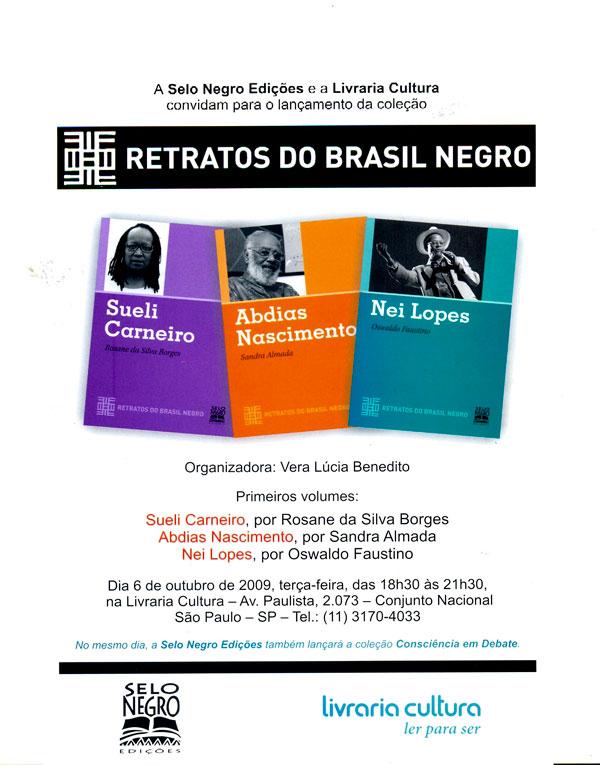 Retratos do Brasil Negro