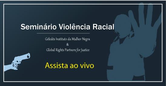 Seminário Violência Racial
