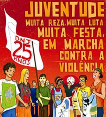 São Luís realiza hoje marcha contra a violência no Dia Nacional da Juventude