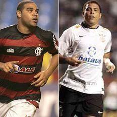 Adriano e Ronaldo disputam Troféu Raça Negra