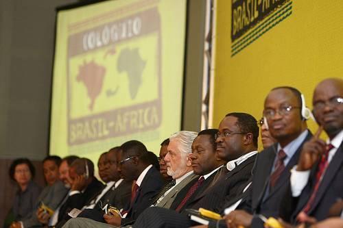 SALVADOR: Colóquio Brasil-África