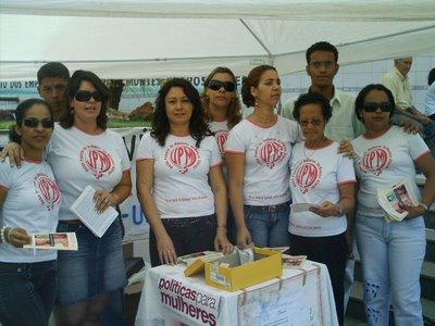 Em Porto Alegre Saia de Saia marcou o 25 de Novembro, Dia Internacional da Não Violência contra as Mulheres