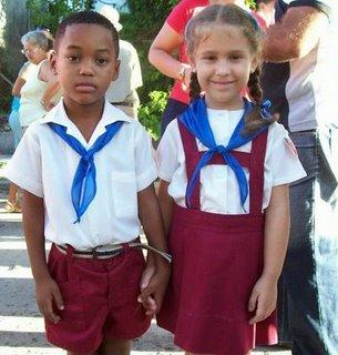 Cuba y el racismo daltónico