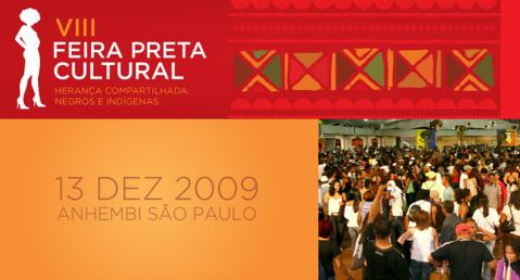 Samba rock marca presença na VIII Feira Preta Cultural