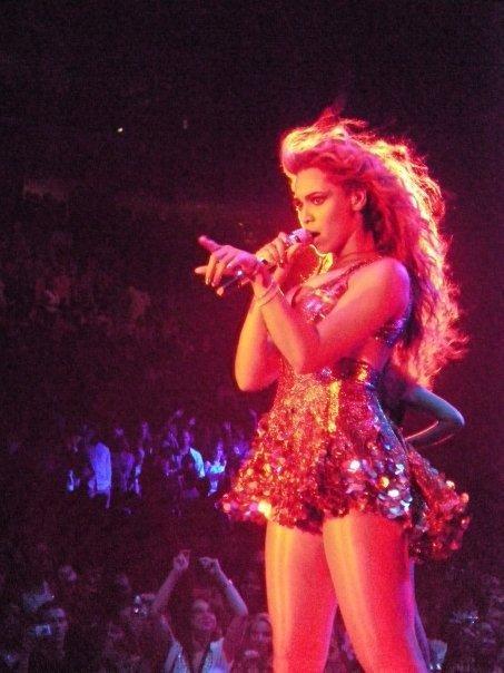 Show de Beyoncé em SP tem mais de 50% dos ingressos vendidos