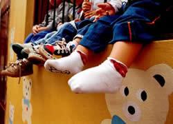 Menos de 20% das crianças brasileiras de até 3 anos têm vaga em creches