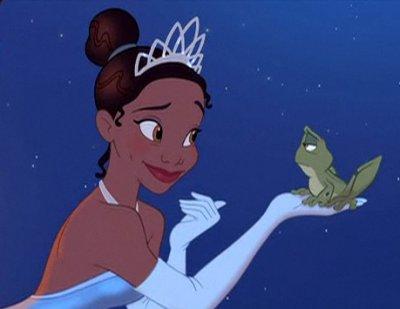 A Princesa e o Sapo, concorrente ao Oscar