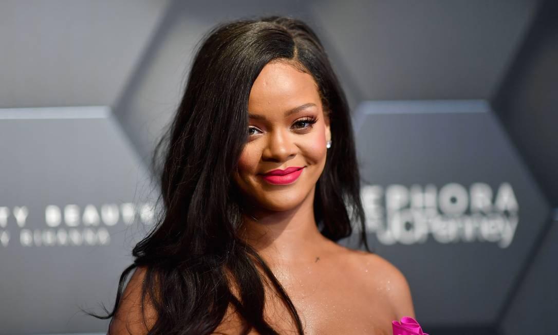 Rihanna (Foto: ANGELA WEISS / AFP)