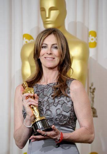 Pela primeira vez uma mulher ganha o Oscar de melhor direção
