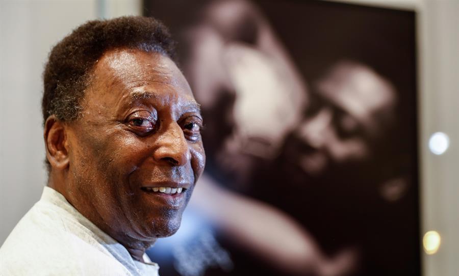 Pelé (Foto: EFE/Sebastiao Moreira)