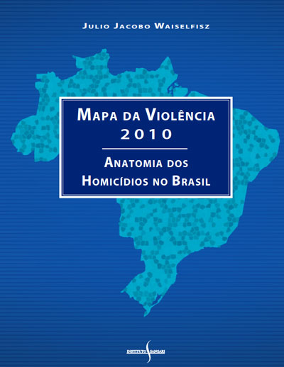 O mapa da violência racial