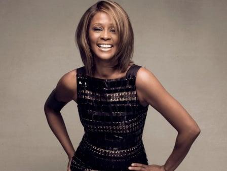 Whitney Houston luta contra as drogas