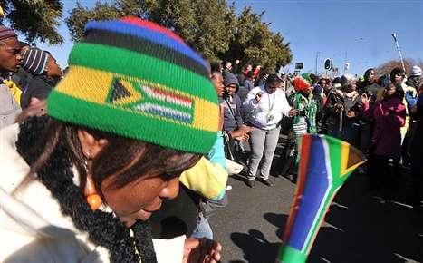 Sul-africanos lembram luta contra apartheid em feriado nacional