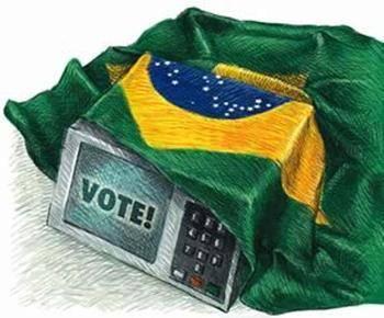 Os candidatos e as candidatas do Brasil