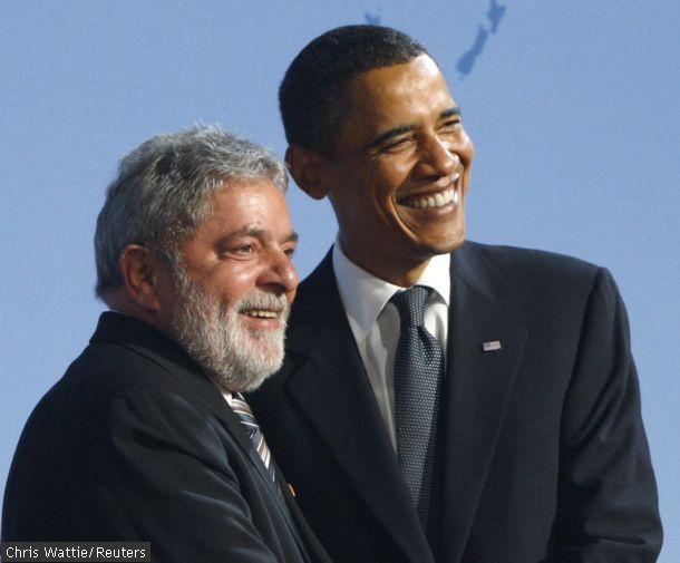 Obama quer que Lula seja o próximo presidente do Banco Mundial, diz revista Exame
