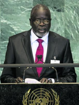 Guiné-Bissau quer força de Estabilização