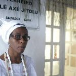 Aos 49 anos, mãe Hildelice assume terreiro de Mãe Hilda