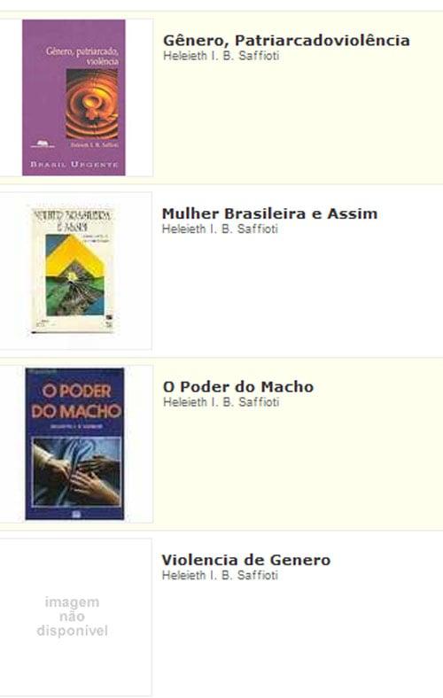 HeleiethSaffioti-livros