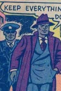 Ace Harlen, uma das estrelas de All Negro Comics