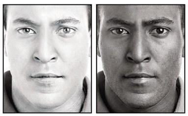 white-face-black-face