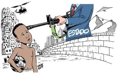 Ato Público contra o Racismo Institucional e pelo fim do extermínio da juventude negra