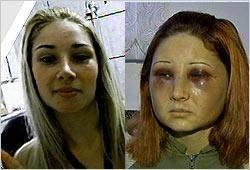 Rapaz que espancou namorada paga fiança e procura jovem, é pra acabar!