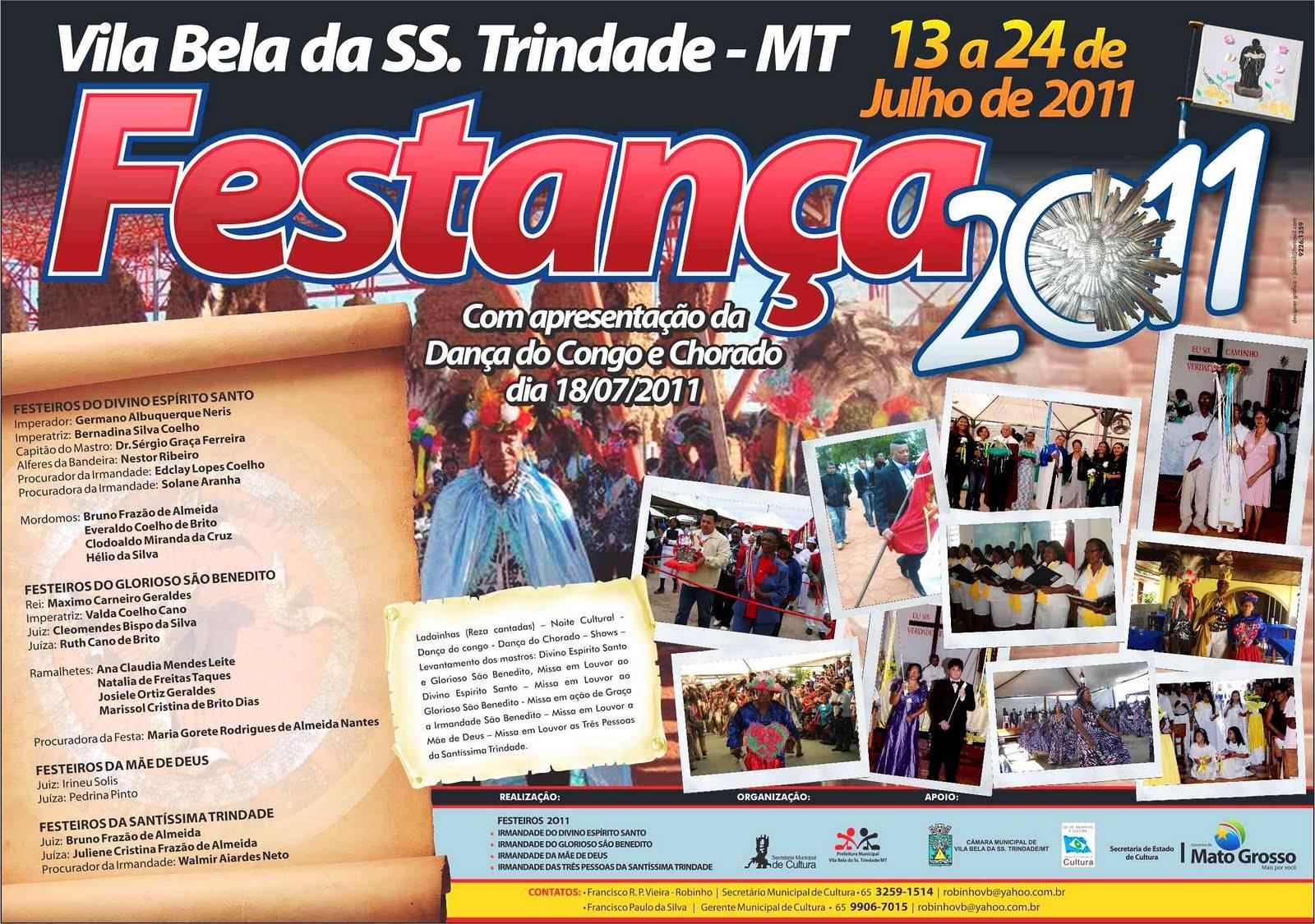 Vila Bela Cartaz 2011 - Fto 2
