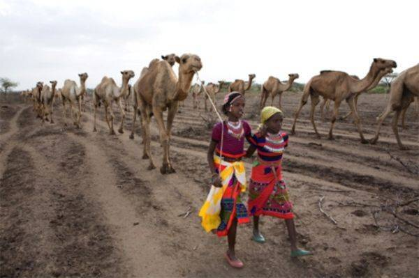 africa e o clima