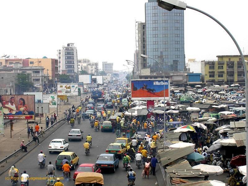 cotonou Benin-cidade