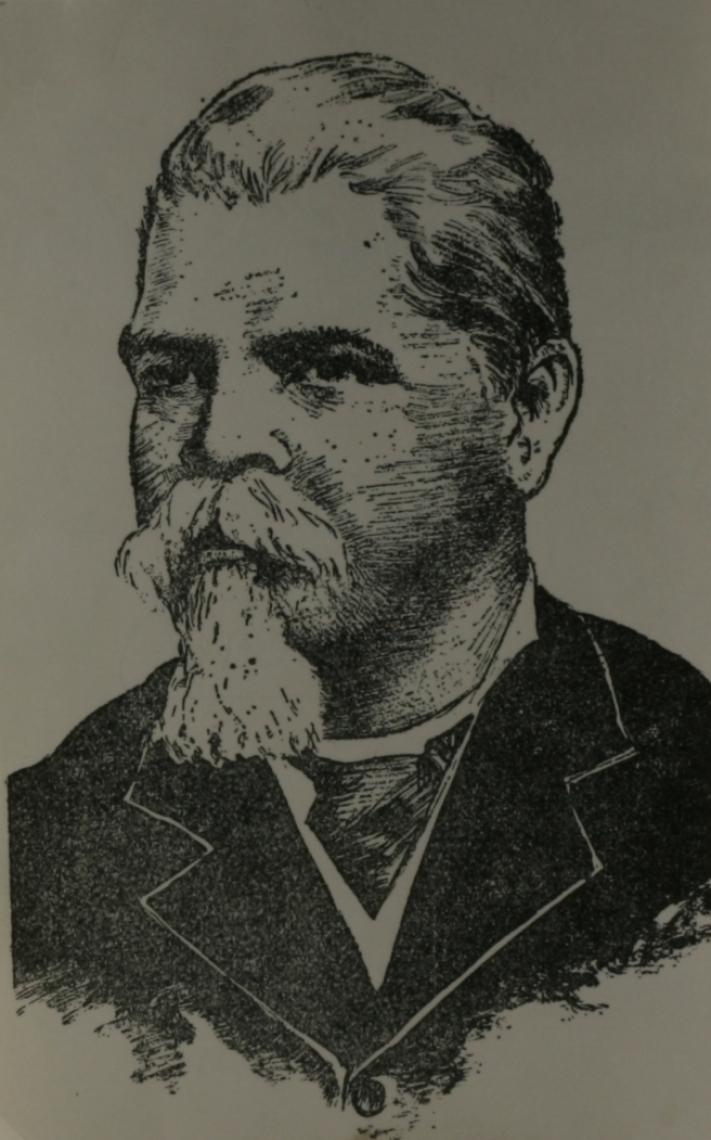 Dragão era relatado como um homem sempre bem vestido, com barba e cabelo impecáveis (Foto: Imagem retirada do site O Povo)