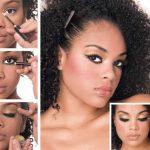 Como preparar uma pele negra perfeita antes da maquiagem