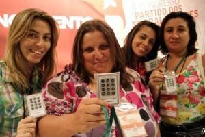 PT decide que 50% dos dirigentes serão obrigatoriamente mulheres