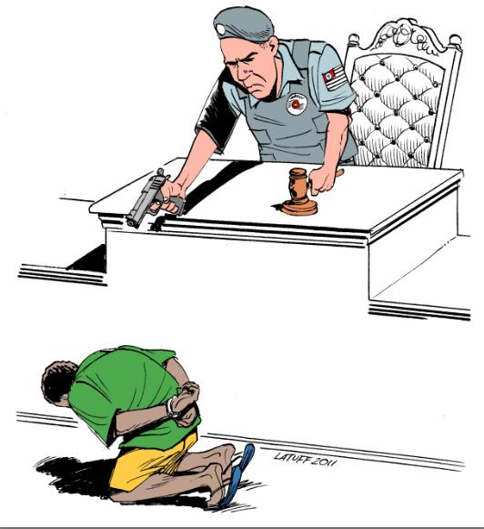 Violência Policial: A história se repete, até quando?