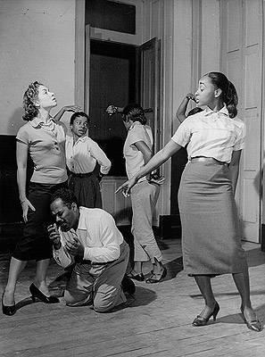 Sortilegio - teatro experimental do negro abdias nascimento