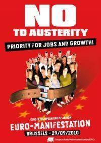 Em Londres, a Europa une-se contra a Austeridade