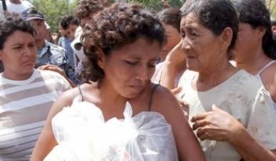 'Quero no mundo o lugar que me corresponde' Mulheres hondurenhas exigem respeito pelos seus direitos