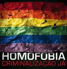 Crimes de ódio homofóbico em ascensão no mundo