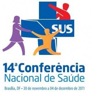 14-conferencia-nacional-de-saude logo